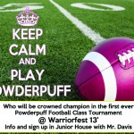 Homecoming Powder Puff